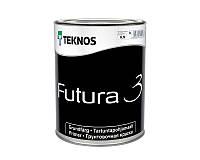 Грунт алкидный TEKNOS FUTURA 3 адгезионный транспарентная (база 3) 0,9л