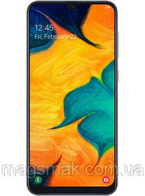 Смартфон Samsung Galaxy A30 4/64 White