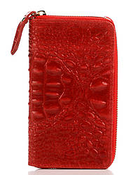 Жіночий шкіряний гаманець PINA diva's Bag колір червоний