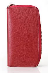 Жіночий гаманець-клатч OLINDA diva's Bag червоний 19 см х 10 см х 1,5 см