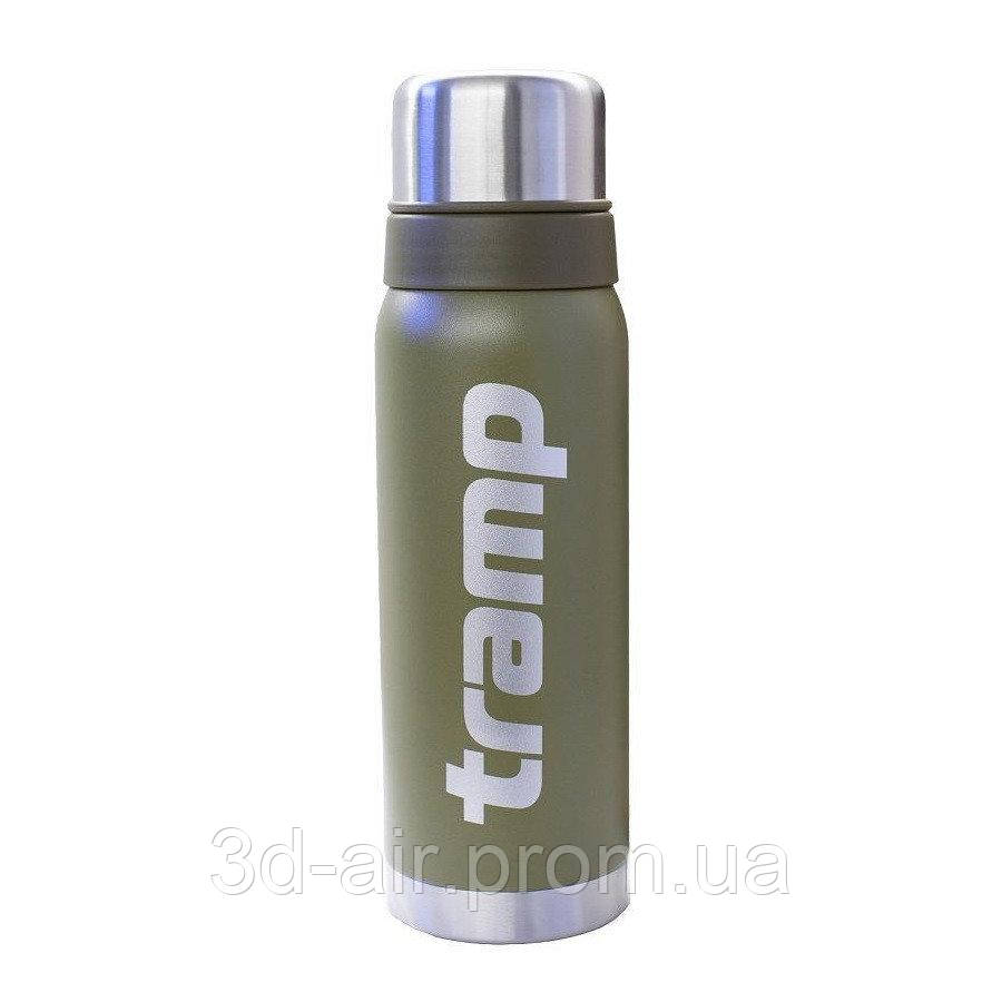 Термос Tramp 0,75 л TRC-031 olive