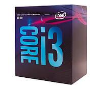 Процессор Intel i3-9100F