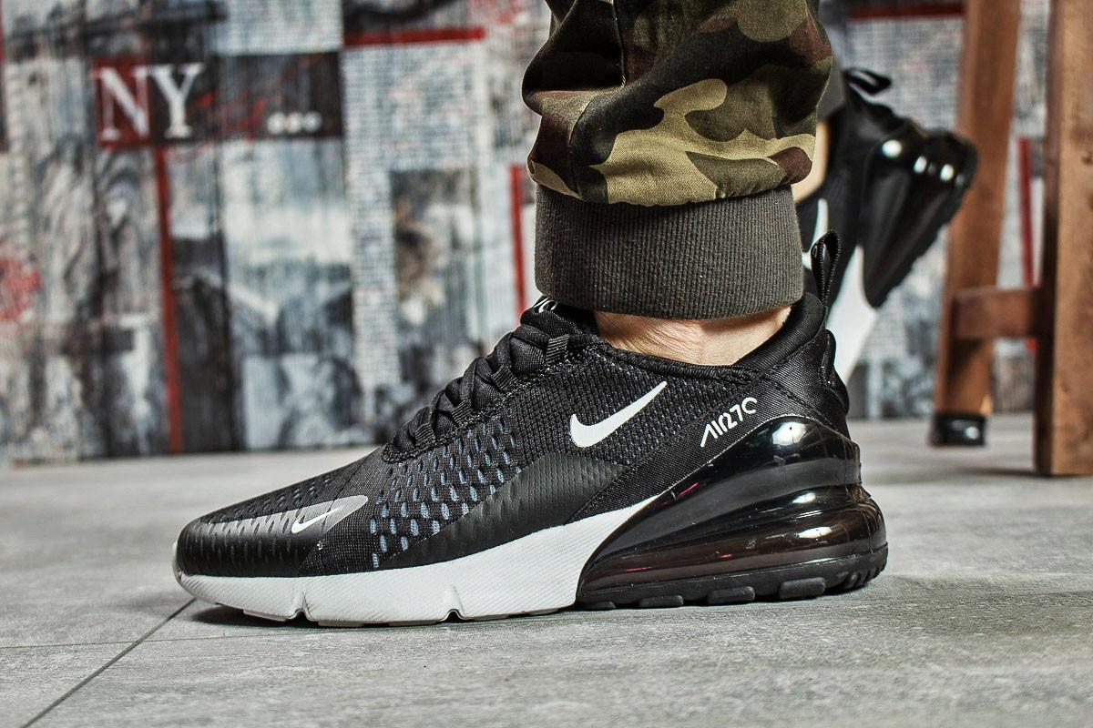 Кроссовки мужские Nike Air 270, черные (14837) размеры в наличии ►(нет на складе)