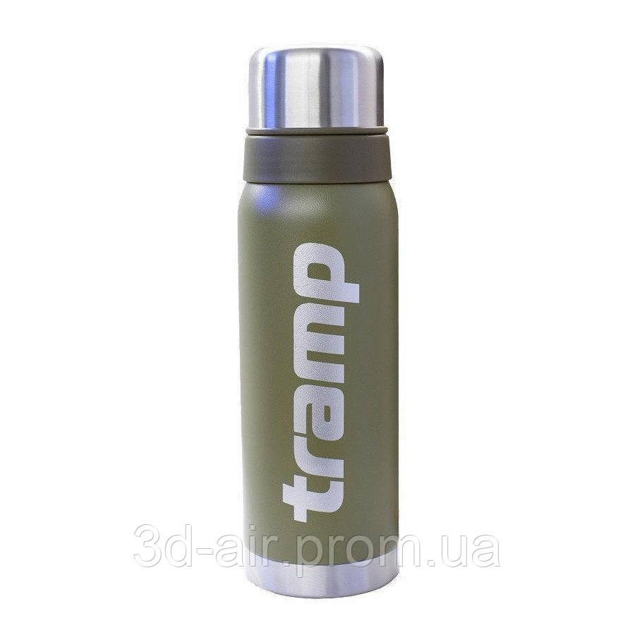 Термос Tramp 0,9 л TRC-027 olive