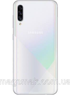 Смартфон Samsung Galaxy A30s 4/64GB White, фото 2