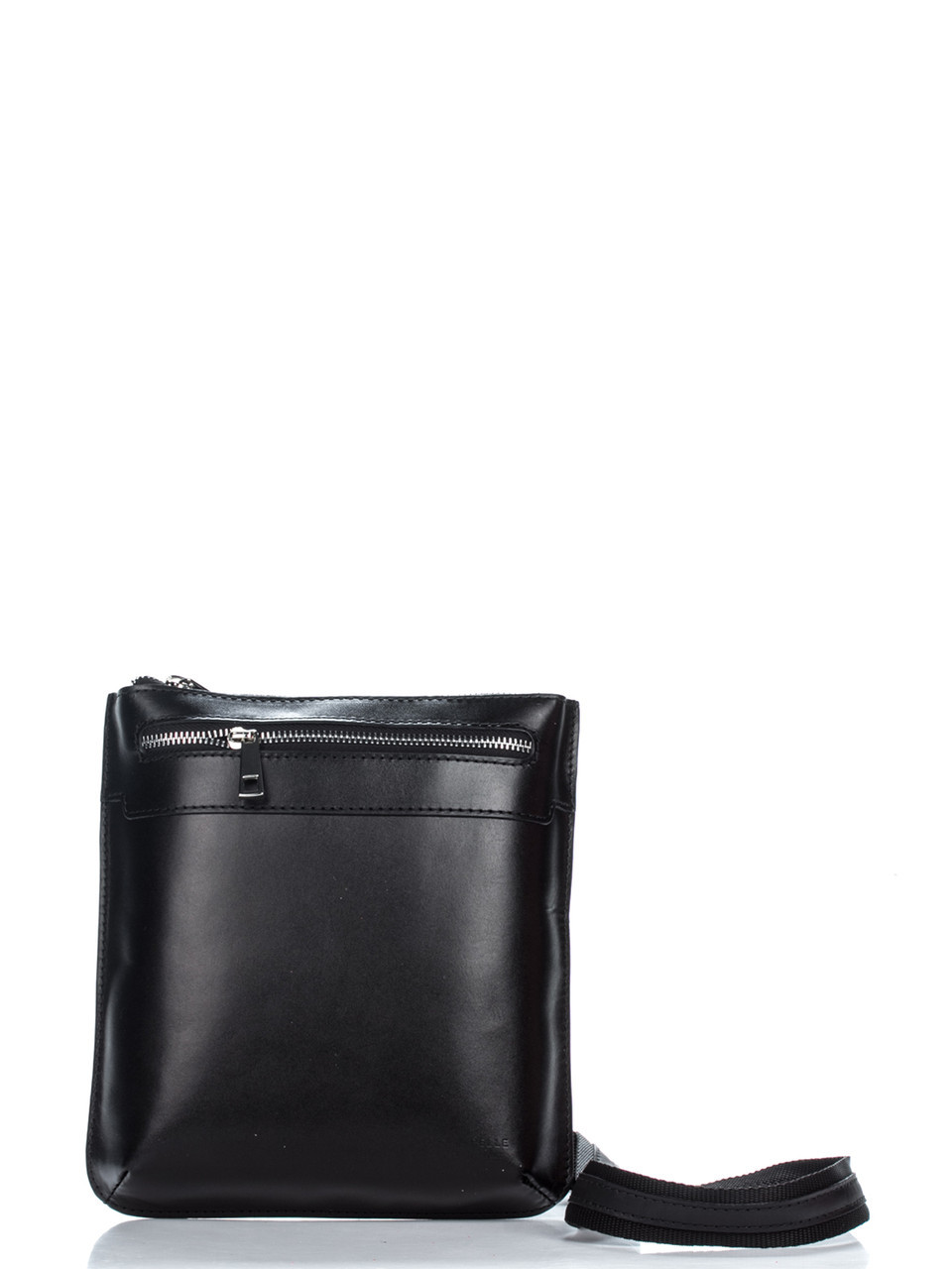 Кожаная сумка унисекс MARTINA Diva's Bag цвет черный