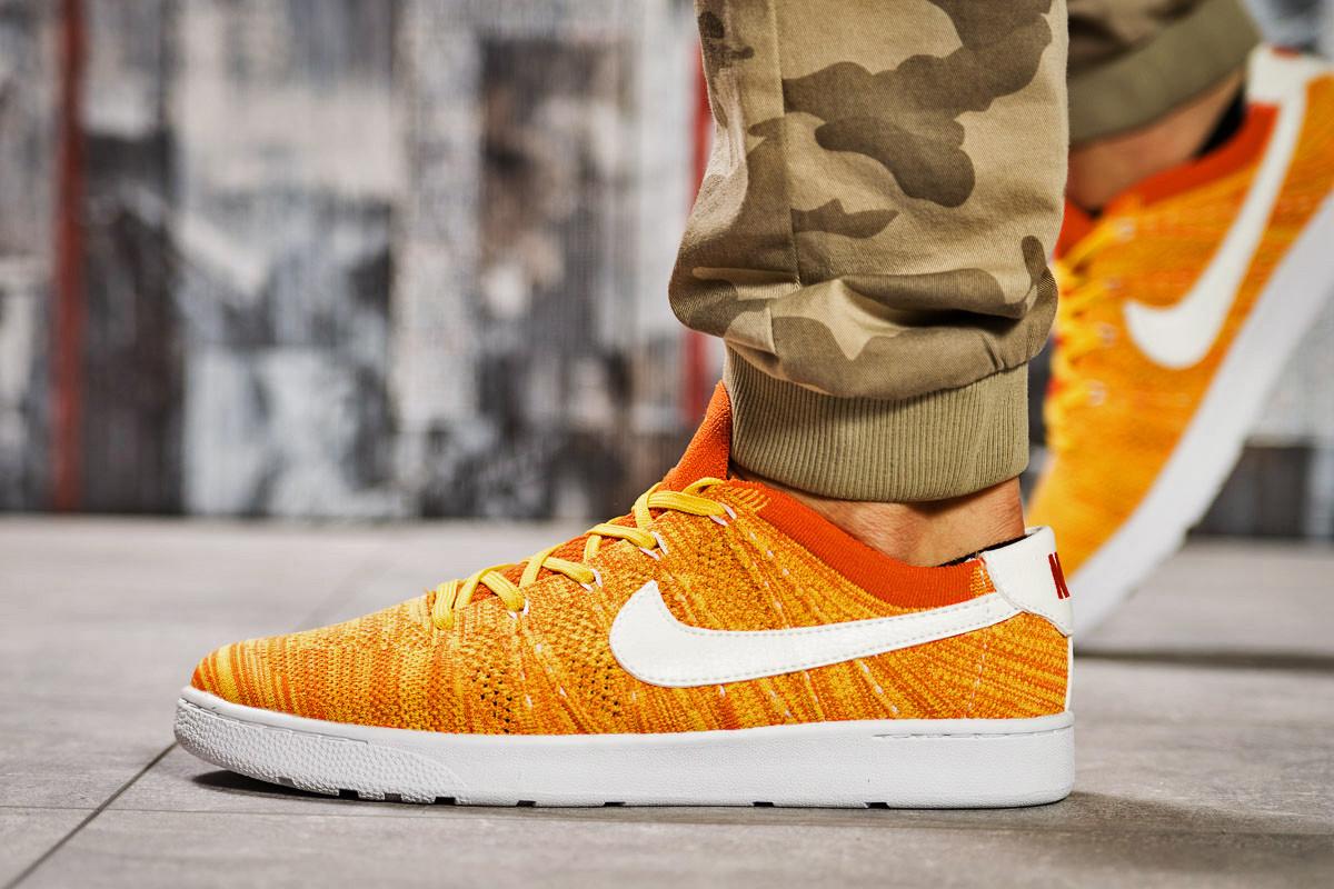 Кроссовки мужские Nike , желтые (2470-4) размеры в наличии ► [  41 (последняя пара)  ]