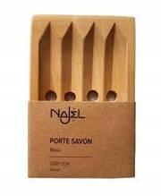Деревянная мыльница Najel