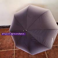 Зонт трость с расцветкой градиент, фото 1