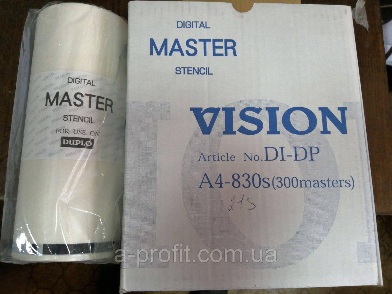 Мастер-пленка Janibis для Duplo A4 DP-21S