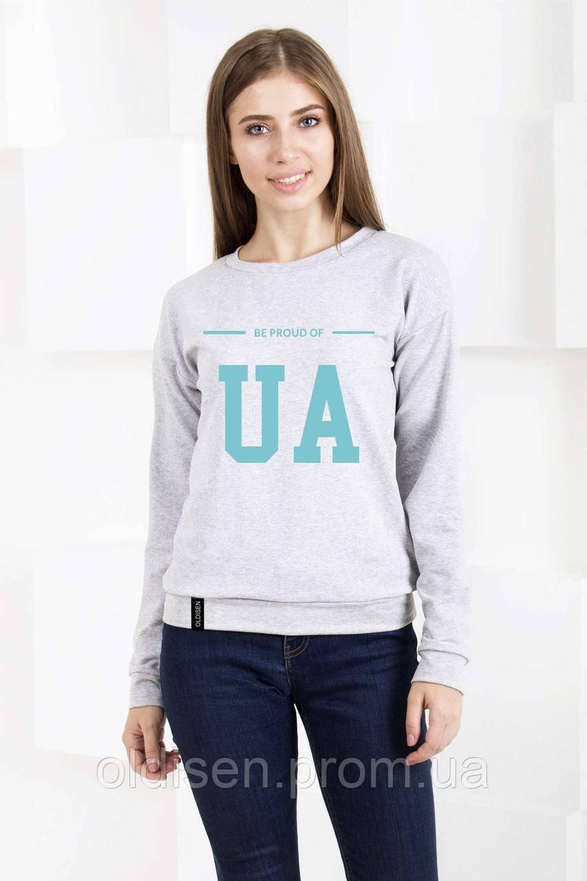 "Свитшот ""UA"""