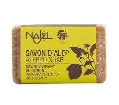 Алеппское мыло 12% 100г Najel