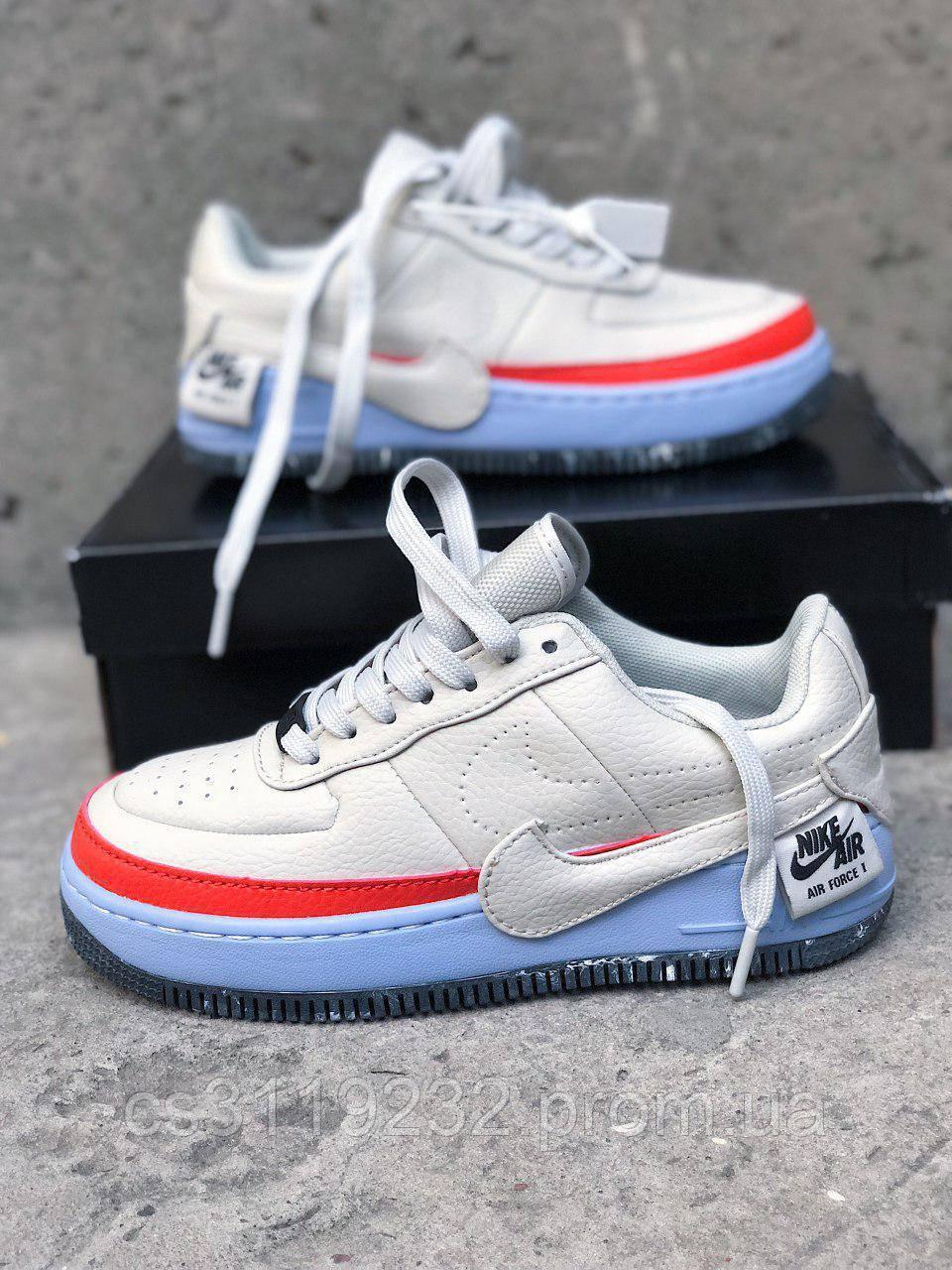 Женские кроссовки Nike Jester XX SE in Light Bone (белые)