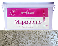 """Штукатурка """"выветренный мрамор"""" ІРКОМ """"МАРМОРИНО""""   15кг"""