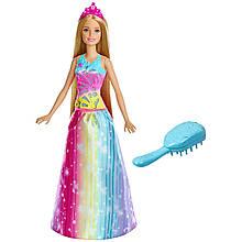 Кукла Барби Магия цветов и звуков