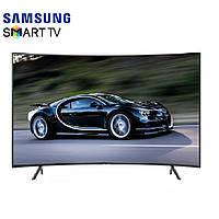 Телевизор Samsung40 дюймов.SmartTV, Wi-Fi,Full HD. LЕD Телевизор Самсунг с  изогнутым экраном