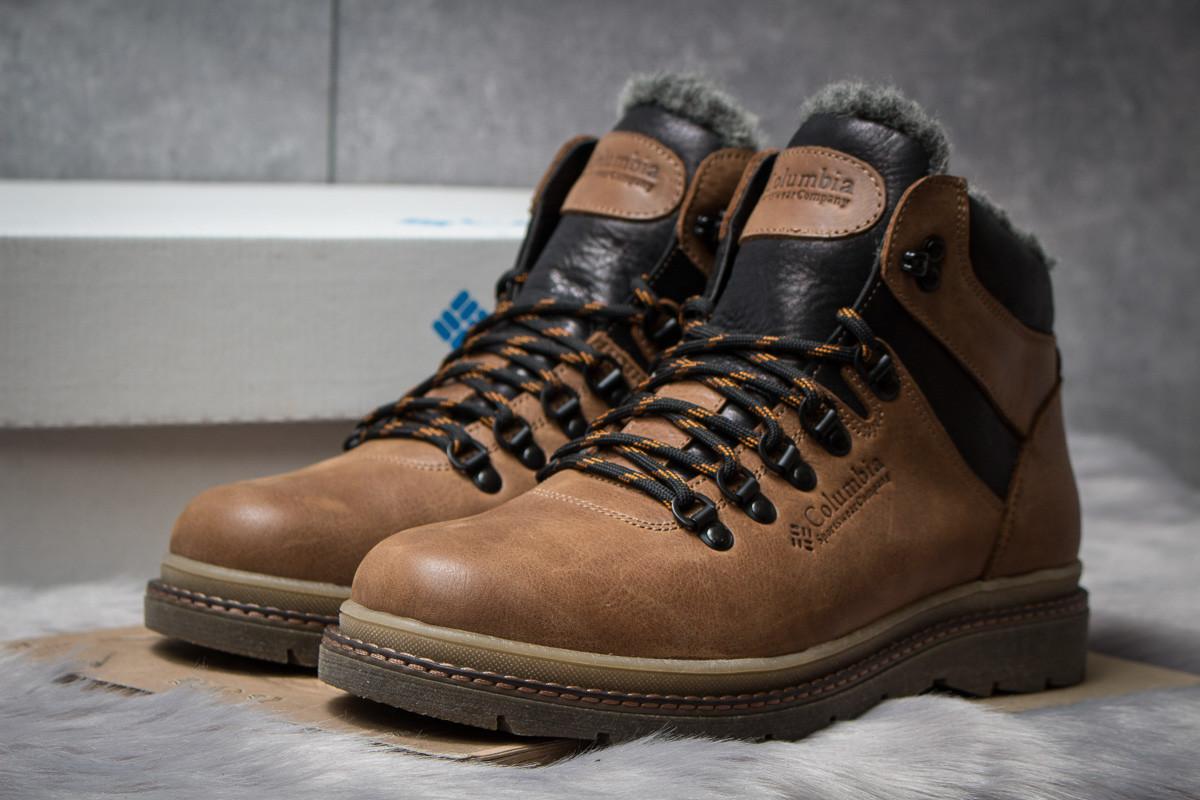 Зимние мужские ботинки 30572, Columbia Chinook Boot WP, оливковые ( нет в наличии  )