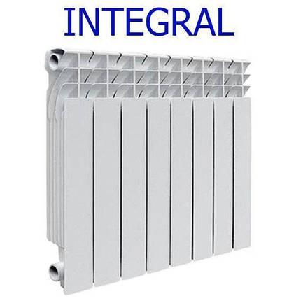 Радиатор биметаллический Integral 500/80, фото 2