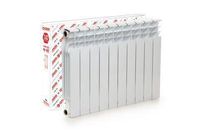 Радиатор биметаллический Koer 100 Bimetal-500, фото 2