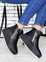 Ботинки кожаные Evolution 7181-28, фото 1
