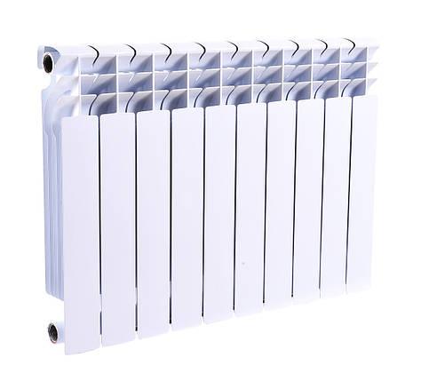Радиатор алюминиевый Integral 500/100, фото 2