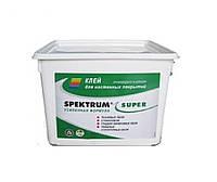 Клей дисперсионный SPEKTRUM SUPER для тяжелых стеклообоев, 5л