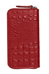 Жіночий шкіряний гаманець CIRA diva's Bag колір червоний