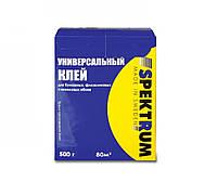 Клей обойный SPEKTRUM УНIВЕРСАЛЬНЫЙ для стандартных обоев, 500гр