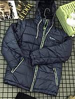 Зимняя теплая мужская куртка,пуховик , подросток, 40р.см.замеры в описании!РАСПРОДАЖА ПОСЛЕДНИЙ РАЗМЕР
