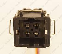 Разъем электрический 4-х контактный (25-23) б/у 7703297252
