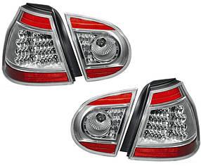 Фонари задние Volkswagen Golf V 2003-2008 LED комплект Design 4шт 2VP 009 500-801