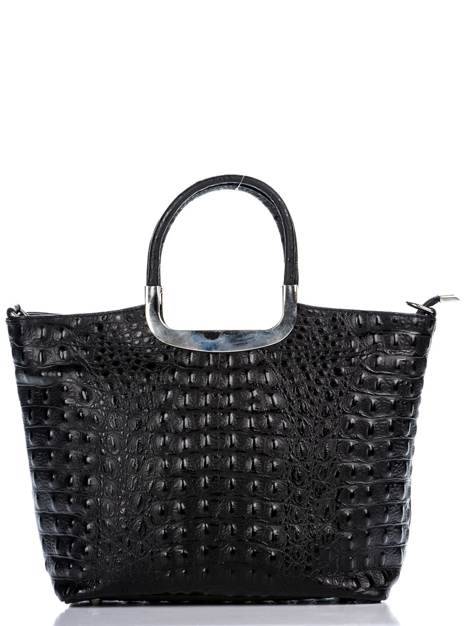 Женская кожаная сумка DENISE Diva's Bag цвет черный