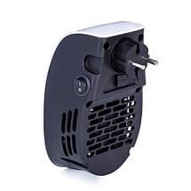 Портативный Мини Тепловентилятор Обогреватель Easy Heater От Сети 220В Макс Мощность 700Вт (Camry CR 7712), фото 3