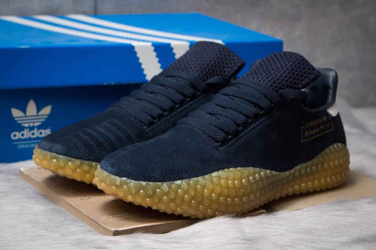 Кроссовки мужские Adidas Kamanda, темно-синие (14863) размеры в наличии ►(нет на складе)