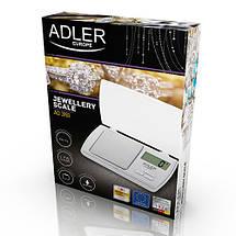 Ювелирные Цифровые Электронные Весы (Adler AD 3161), фото 3