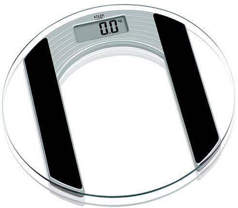 Весы Электронные Напольные Ударопрочные Грузоподъемность До 150 кг (Adler AD 8122), фото 2