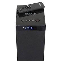 Акустическая Система Bluetooth FM-радио Разъем USB/SD Стерео Звук (Camry CR 1163), фото 3