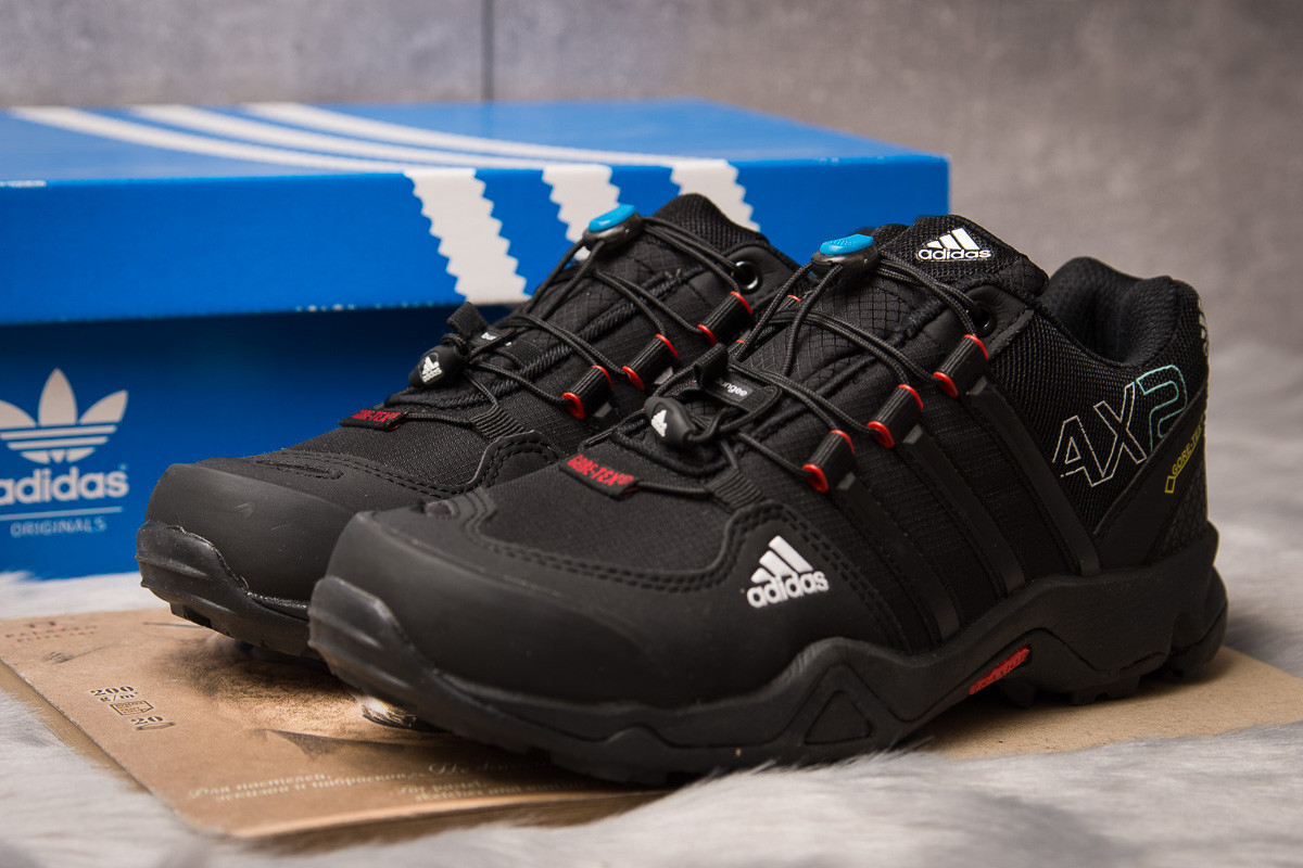 Кроссовки мужские 15204, Adidas AX2, черные ( нет в наличии  )