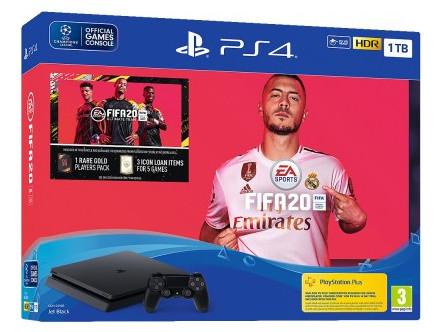 Игровая консоль PlayStation 4 SLIM 1TB + FIFA20