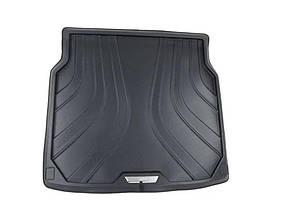 Коврик в багажник для BMW X6 (F16) 2014- черный 51472414589 51472414589