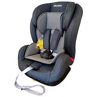 Автокрісло Welldon Encore Isofix (графітовий/сірий) BS07-TT01-005