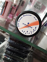 Кремовий ремувер для вій Vivienne 15мл кавуний аромат Безопасный кремовый ремувер арбузный alla zayats