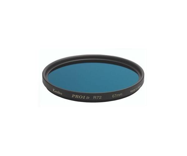 Светофильтр для видео/фотоаппарата Kenko PRO1D R-72 72mm (327206)