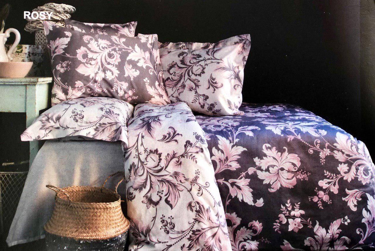 Комплект постельного белья  ROSY сатин фирмы PAVIA