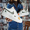 Кроссовки женские Nike Air, белые (15803) размеры в наличии ►(нет на складе), фото 6