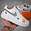 Кроссовки женские Nike Air, белые (15803) размеры в наличии ►(нет на складе), фото 7
