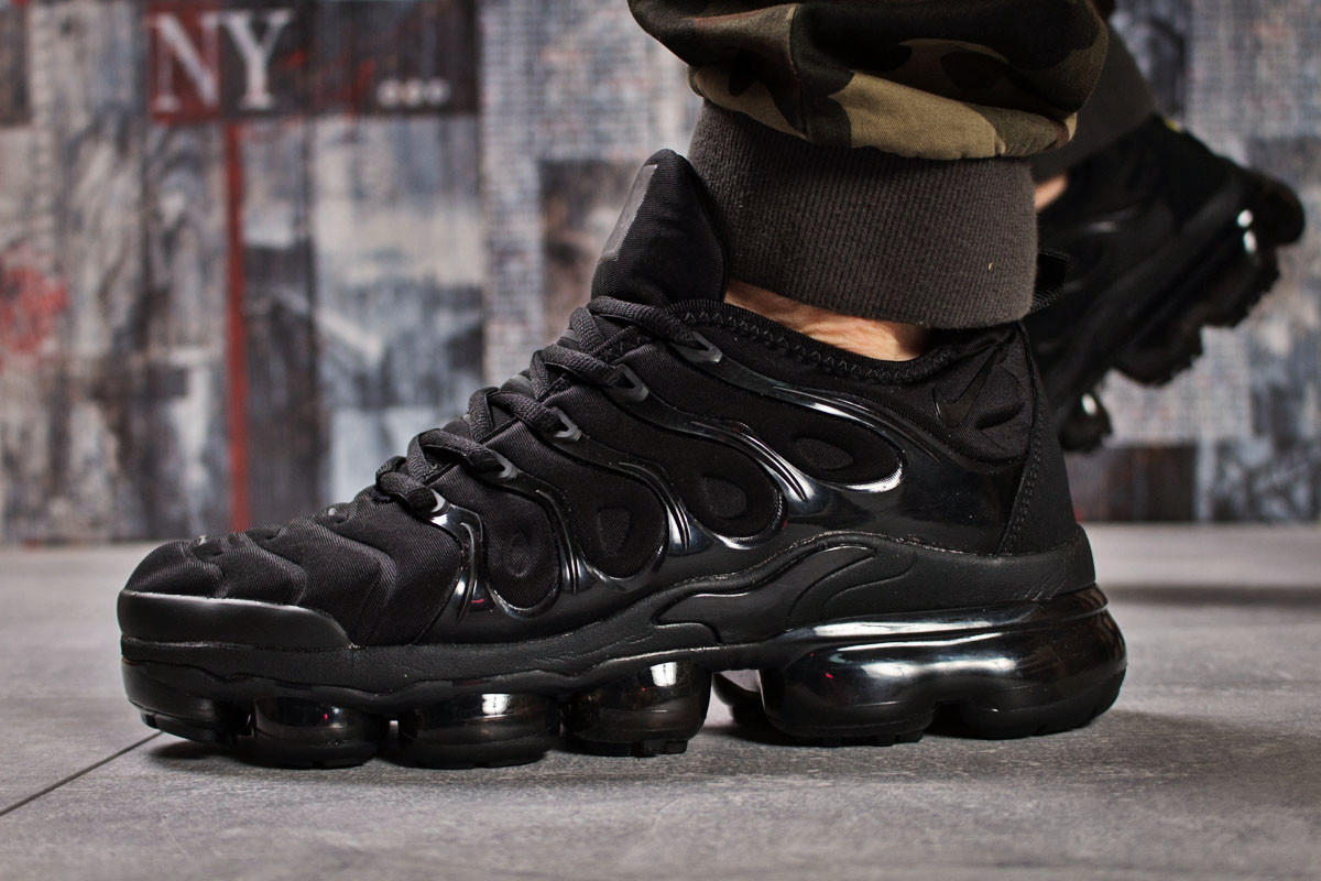 Кроссовки мужские 15845, Nike Tn Air, черные ( нет в наличии  )