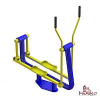 Тренажер лыжник – предназначение, польза и техника использования