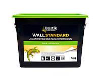 Клей дисперсионный BOSTIK WALL STANDART 70 для стеклохолста и стеклообоев 5кг