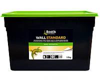 Клей дисперсионный BOSTIK WALL STANDART 70 для стеклохолста и стеклообоев 15кг